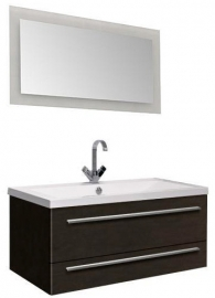 Мебель для ванной Aquanet Нота 90 Лайт венге