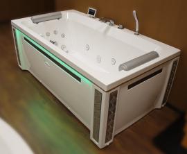 Акриловая ванна Radomir Хельга 185*100