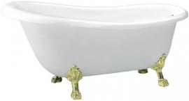Акриловая ванна BelBagno BB04-ORO 170*80