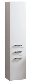 Шкаф-колонна подвесная Акватон Америна белый