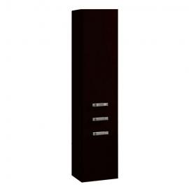 Шкаф-колонна подвесная Акватон Америна чёрный