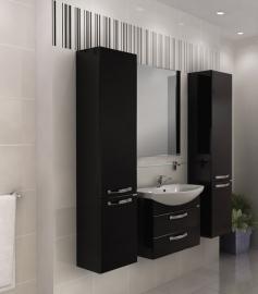 Мебель для ванной Акватон Ария М 65 черная