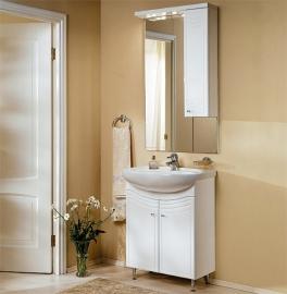 Мебель для ванной Акватон Домус 65 правая