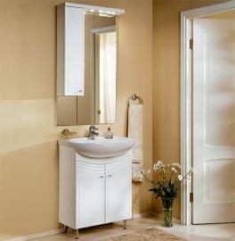 Мебель для ванной Акватон Домус 65 левая