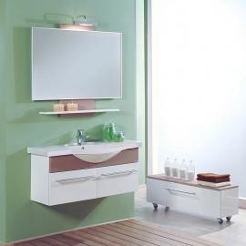 Мебель для ванной Акватон Логика 110 лен