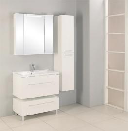 Мебель для ванной Акватон Мадрид М 100 белая с ящиком