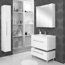 Мебель для ванной Акватон Мадрид 120 белая