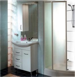 Мебель для ванной Акватон Марсия 67 левая