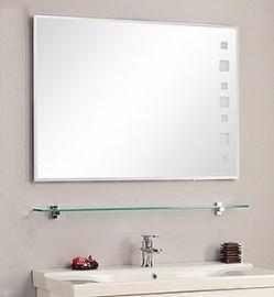 Полка к зеркалу Акватон Отель стеклянная