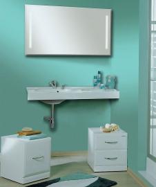 Мебель для ванной Акватон Отель 100 левая