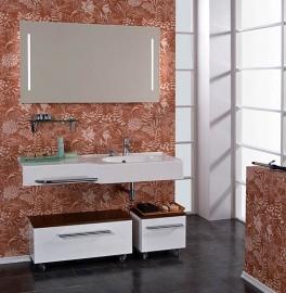 Мебель для ванной Акватон Отель 127 правая