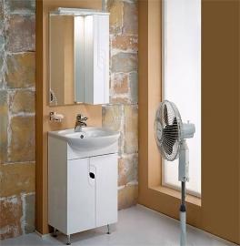 Мебель для ванной Акватон Панда 50 правая
