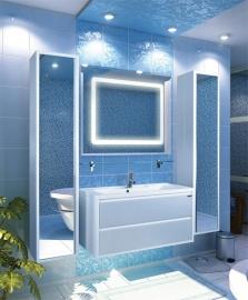 Мебель для ванной Акватон Римини 100 белая