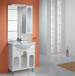 Мебель для ванной Акватон Эмилья 75 правая