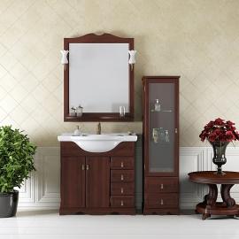 Мебель для ванной Opadiris Клио 80 нагал