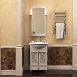 Мебель для ванной Opadiris Тибет 50 белая
