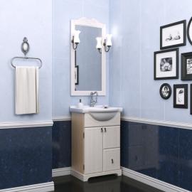 Мебель для ванной Opadiris Клио 50 белая