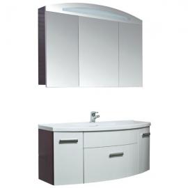 Мебель для ванной Aquanet Тренто 120 венге