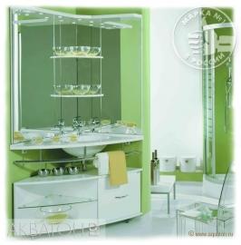 Мебель для ванной Акватон Корнер правая
