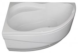 Акриловая ванна Aquanet Graciosa 150*90 левая