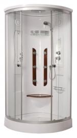 Душевая кабина Luxus 123D 100*100