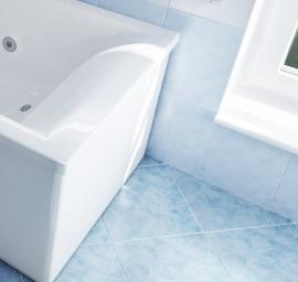 Боковой экран для ванны Astra-Form Магнум