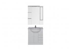 Мебель для ванной Aquanet Марсель 80