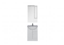 Мебель для ванной Aquanet Марсель 60