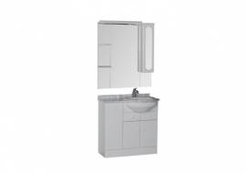 Мебель для ванной Aquanet Марсель 90 правая