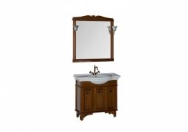 Мебель для ванной Aquanet Николь 100 орех