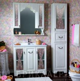 Мебель для ванной Bricklaer Кантри 90