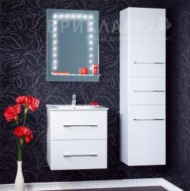 Мебель для ванной Bricklaer Сиэтл 60