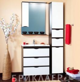 Мебель для ванной Bricklaer Токио 70