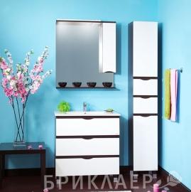 Мебель для ванной Bricklaer Токио 80