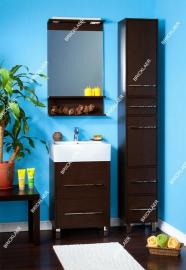 Мебель для ванной Bricklaer Чили 55 венге