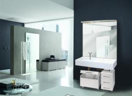 Мебель для ванной Два водолея Стилло 127