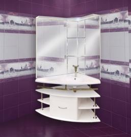 Мебель для ванной Два водолея Hotel 7