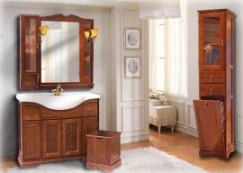 Мебель для ванной Два водолея Clio 105