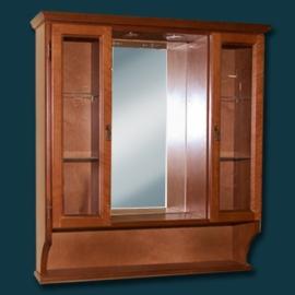 Зеркало-шкаф Два водолея Clio 85