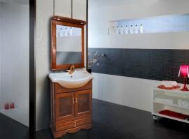 Мебель для ванной Два водолея Clio 65