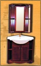 Мебель для ванной Два водолея Clio 60*60