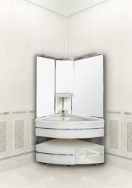 Мебель для ванной Два водолея Hotel 9