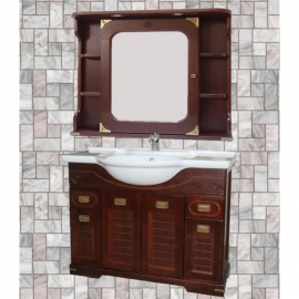 Мебель для ванной Два водолея Океан 105