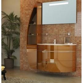 Мебель для ванной De Aqua Эскалада 100 левая