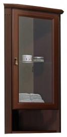 Шкаф подвесной Opadiris Клио 32 угловой нагал правый
