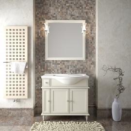 Мебель для ванной Opadiris Санрайз 90 правая