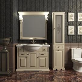 Мебель для ванной Deluxe group Модена 100 слоновая кость