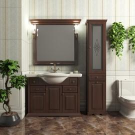 Мебель для ванной Deluxe group Модена 100 орех
