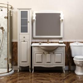 Мебель для ванной Deluxe group Верона 100 слоновая кость