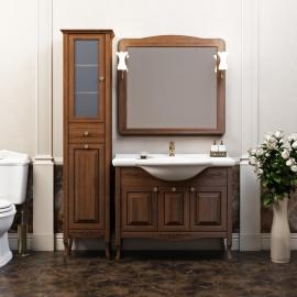 Мебель для ванной Deluxe group Верона 100 орех